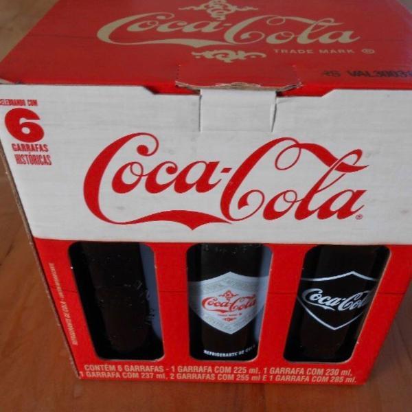 Kit retro coca cola