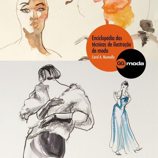 Livro enciclopedia das tecnicas de ilustração de moda