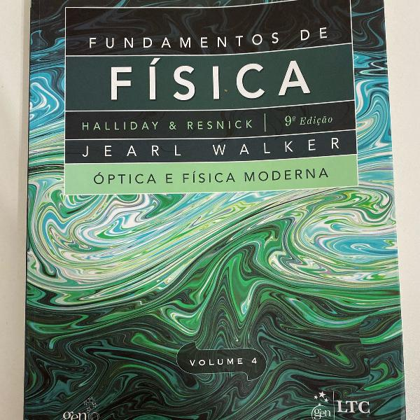 Livro fundamentos de física volume 4