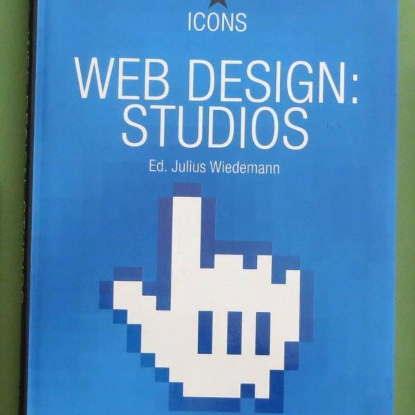 Livro web design: studios