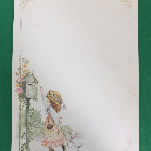 Papel de carta - 6560 - artesanal