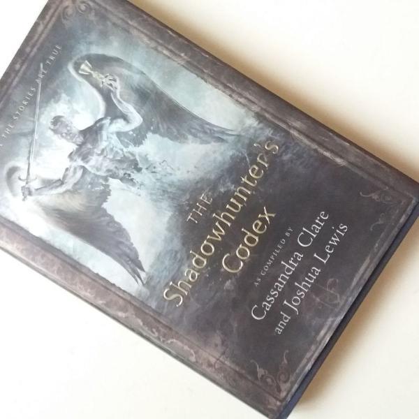 The shadowhunter's codex - o códex dos caçadores de