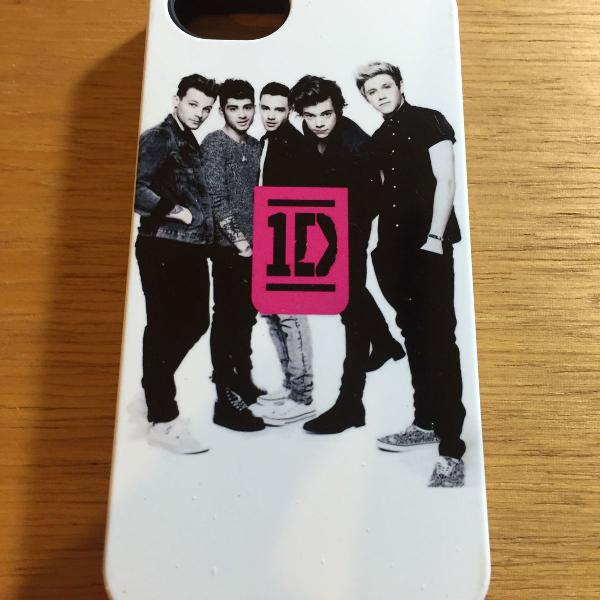 Capa iphone 5/5s - one direction
