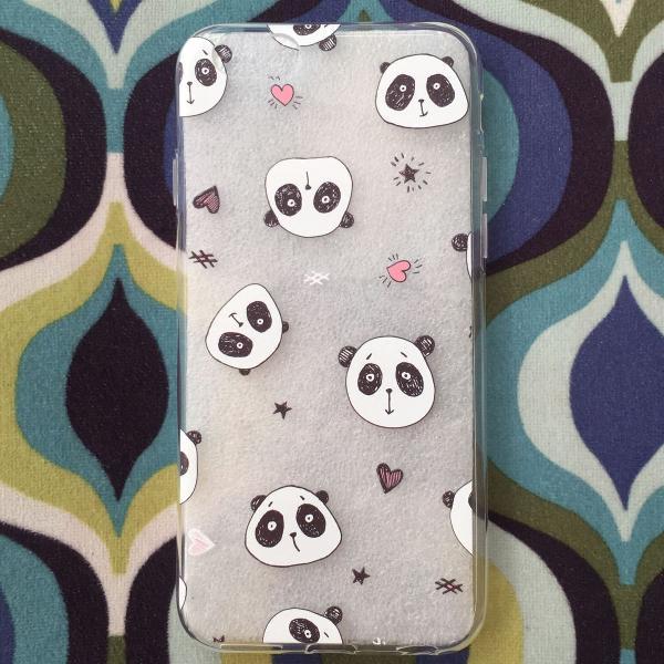 Capinha iphone 6 - panda