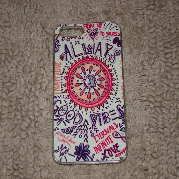 Case good vibes - iphone 5/5s