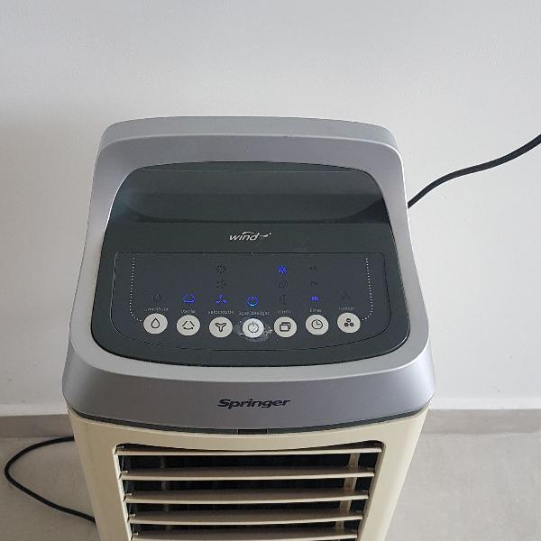 Climatizador de ar springer frio 110v