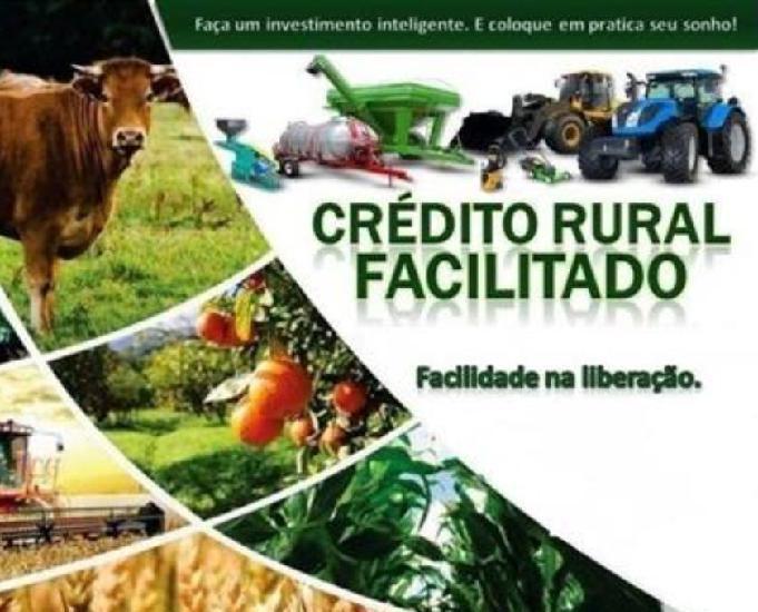 Investimento rural (chacaras, fazenda e maquinarios)