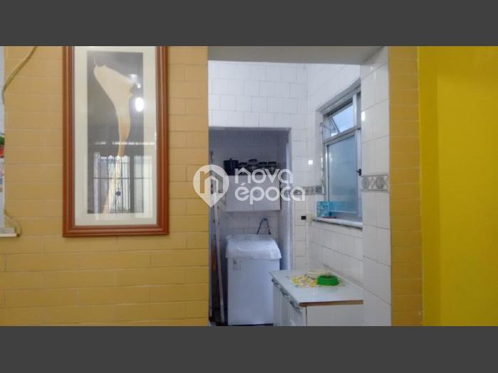 Méier, 3 quartos, 1 vaga, 96 m² rua nossa senhora do sion,