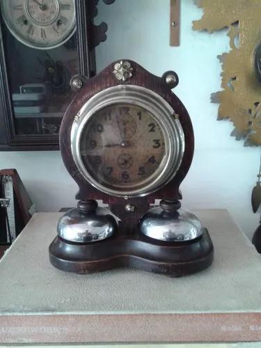 Raro relógio despertador antigo junghas/para colecionadores