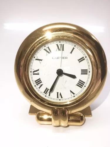 Relógio despertador cartier original