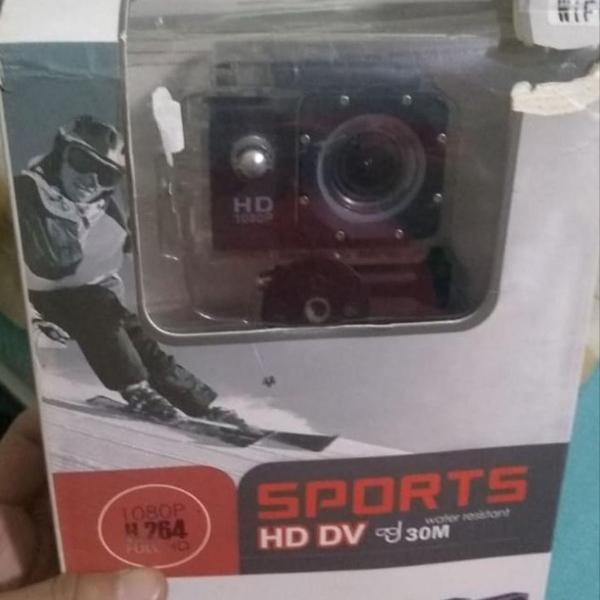 Camera sports (tipo gopro)