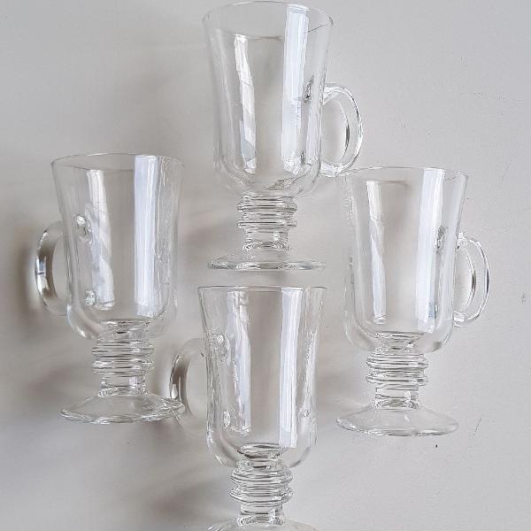 Caneca grande de vidro 240ml