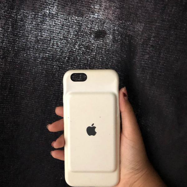 Capa carregadora apple