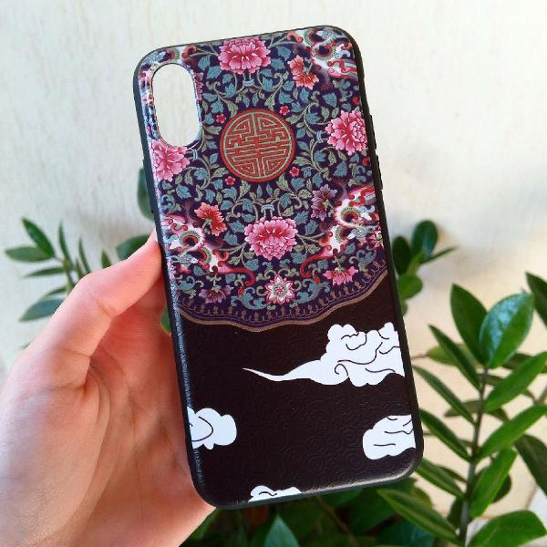 Capinha case iphone x