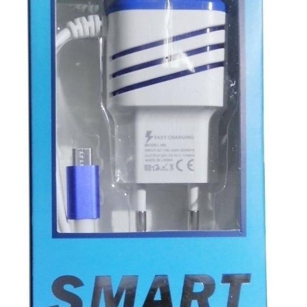 Carregador de celular universal micro usb v8 usb 2.0 5v