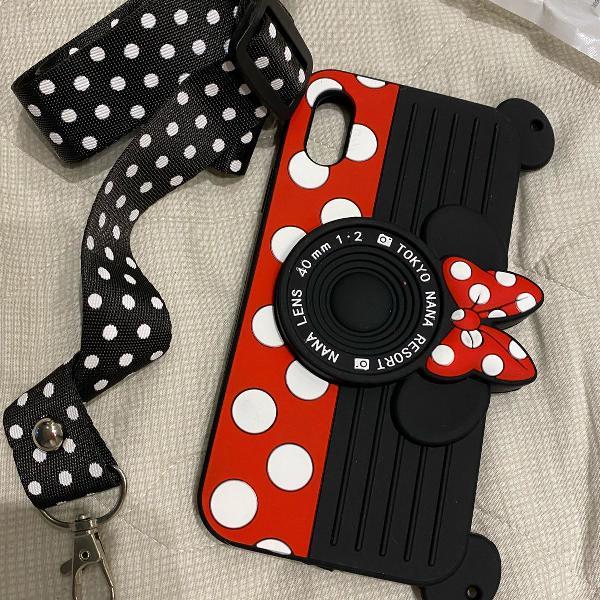 Case iphone x minnie