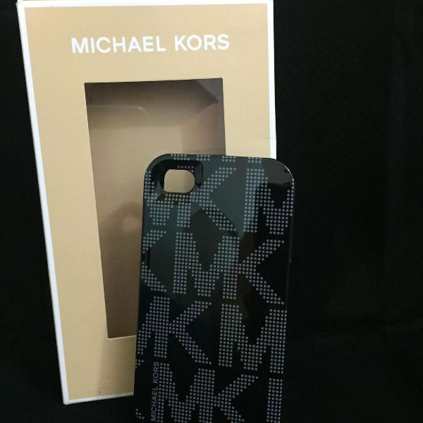 Case michael kors para iphone 4/4s