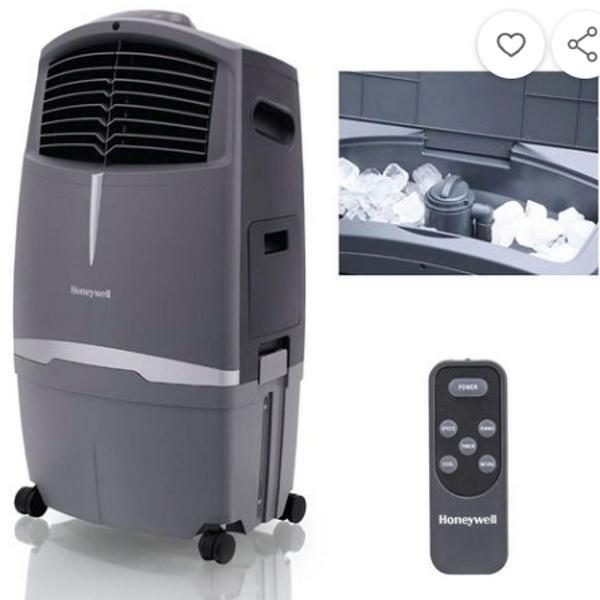 Climatizador portátil por evaporação