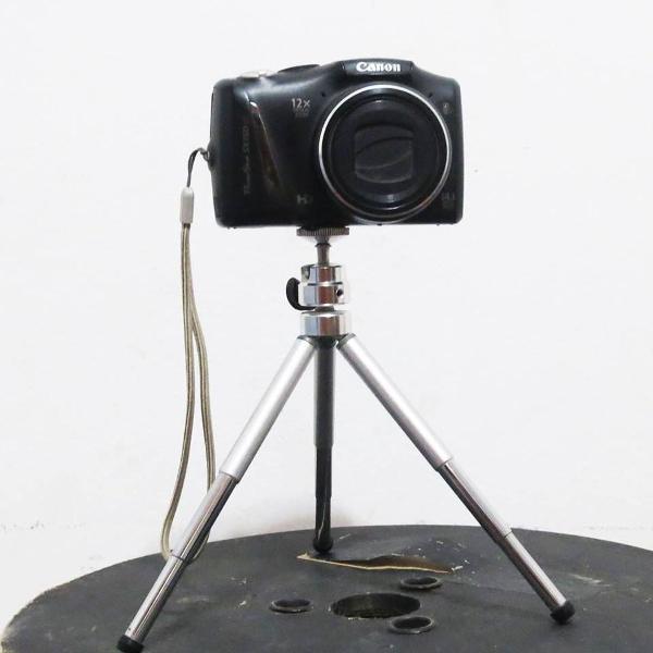 Câmera canon powershot sx150is