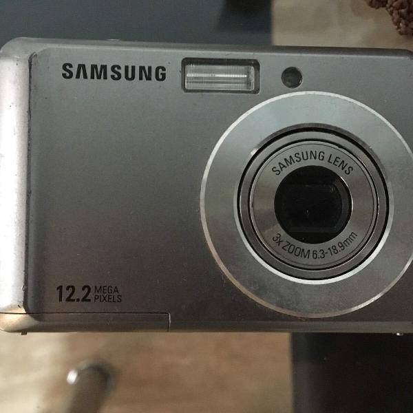 Câmera digital samsung 12.2 mega pixels