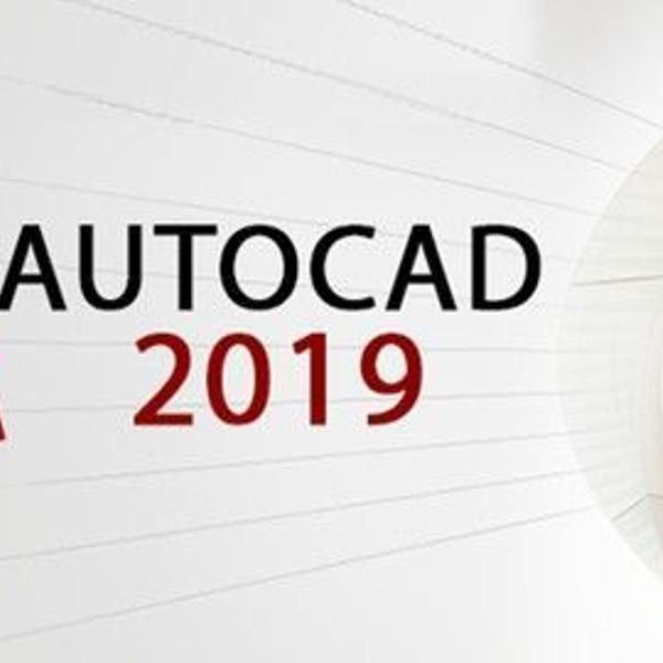 Curso autocad 2019