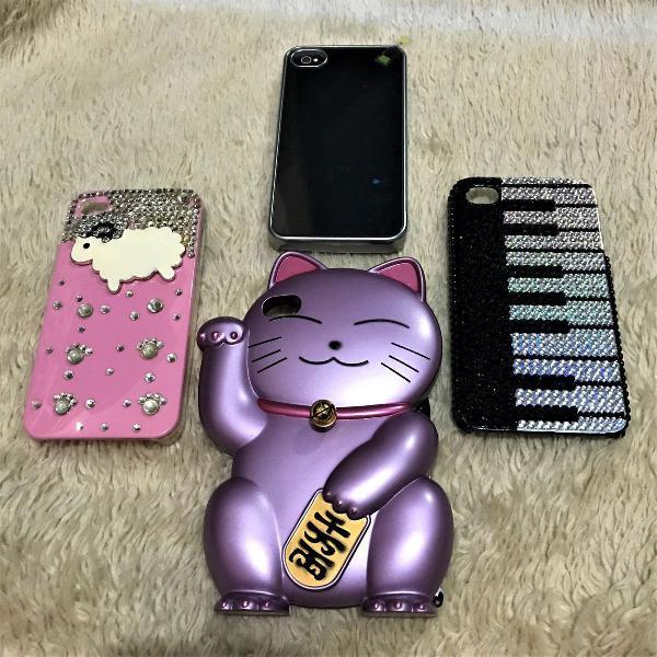Kit case iphone 4/4s