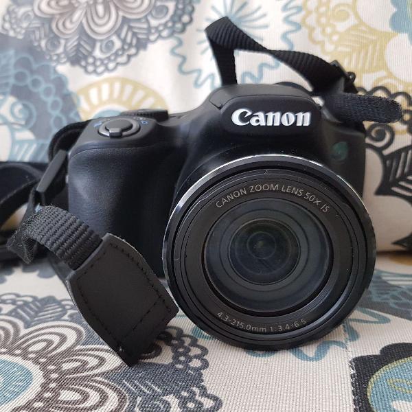 Câmera canon powershot sx530 hs