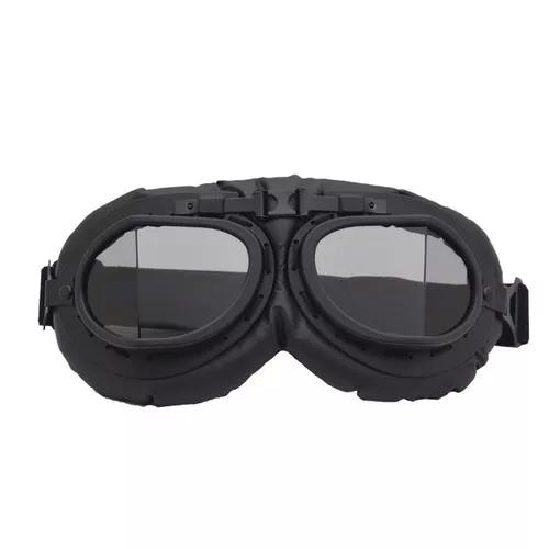 Goggles moto retro motocicleta patinete óculos ciclismo