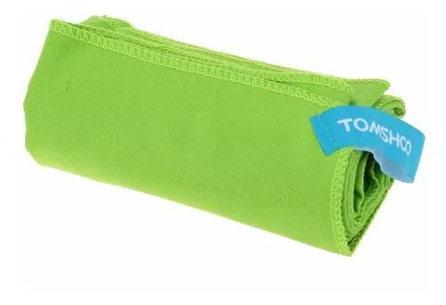 Tomshoo 75*130cm microfibra toalha de secag