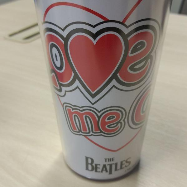 Travel mug - the beatles