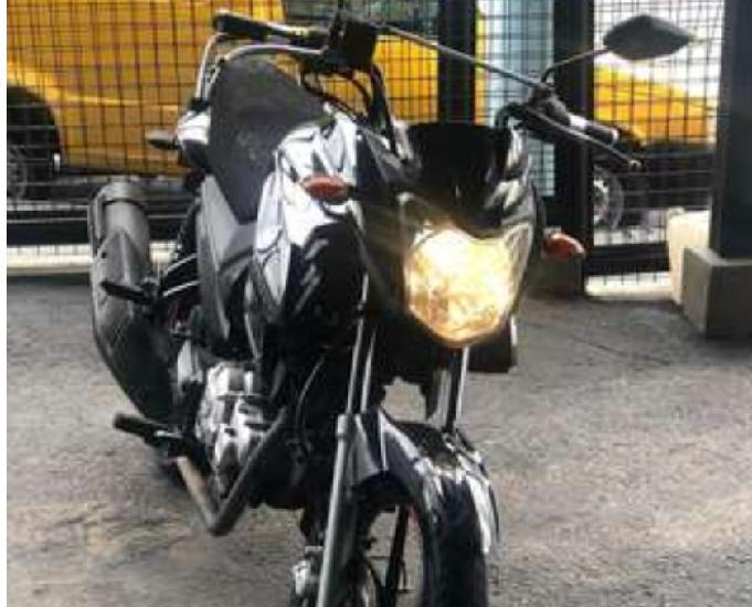 Yamaha ys 150 fazer edflex