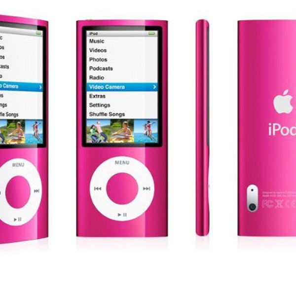 Apple - ipod nano 5ª geração (modelo: a1320) - 8 gb -