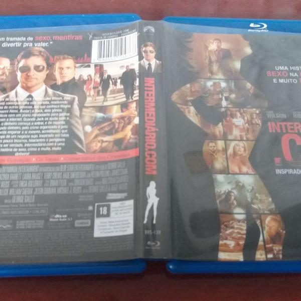 Blu-ray intermediário.com - filme com luke wilson