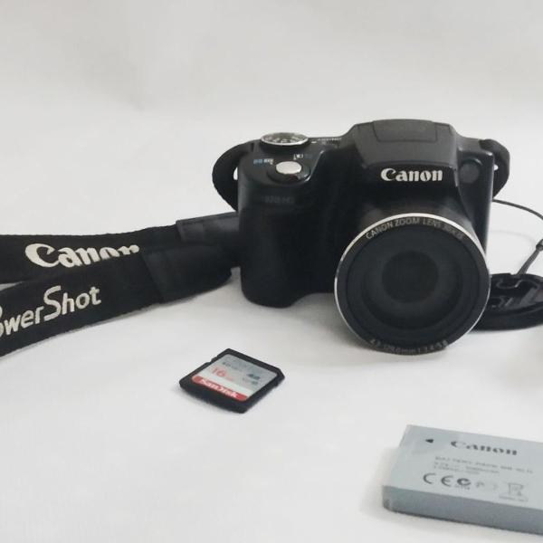 Canon sx510 hs powershot