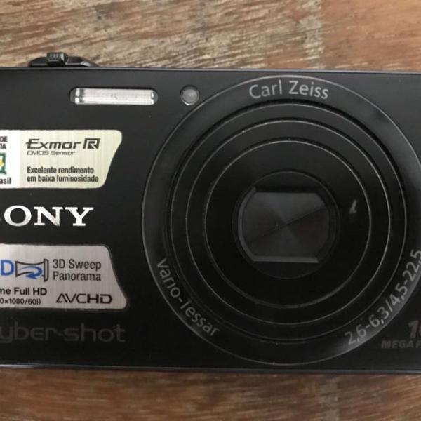 Câmera cyber shot dsc-wx50