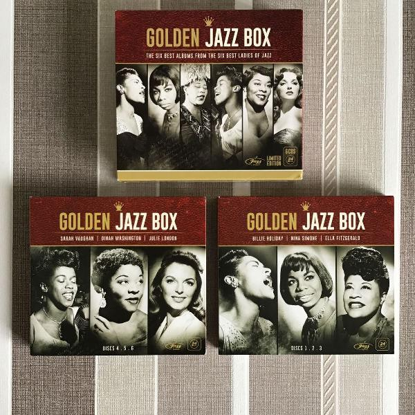 Golden jazz box - the six best albums from the six best