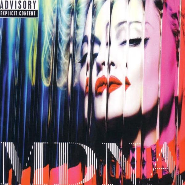 Madonna - mdna (deluxe edition)