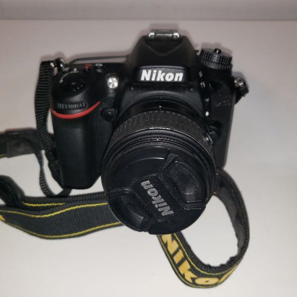 Nikon d7100 + lente nikon 18 - 55 mm