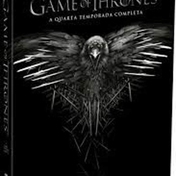 Serie - games of thrones - original - 4° temporada