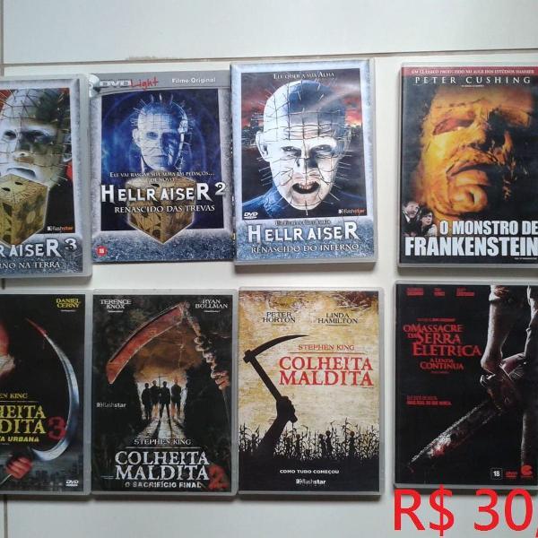 Terror do cinema