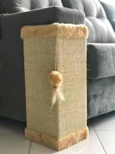 Arranhador para cantos de sofá com base interna