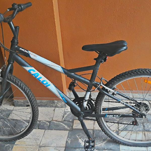 Bicicleta caloi montana aro 26 - 21 marchas