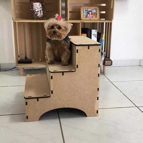 Escadinha de pet para cachorros e gatos