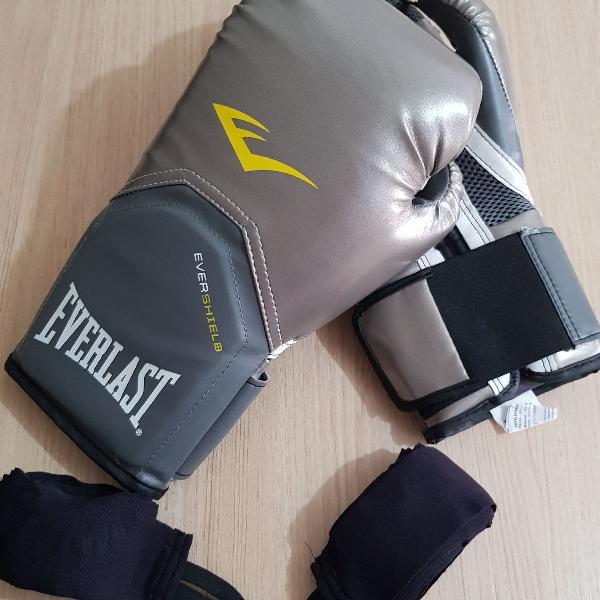 Luva de boxe elite pro style everlast