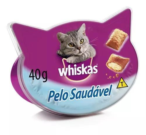 Petisco whiskas t