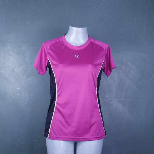 Camiseta esportiva feminina