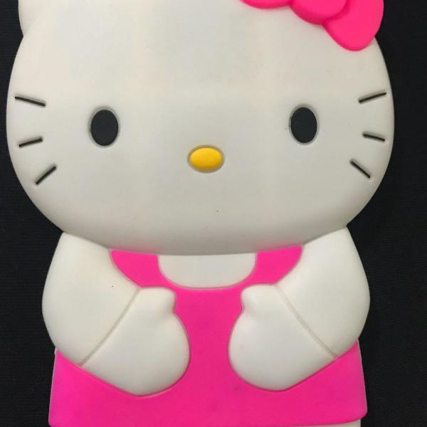 Case celular iphone 6 plus hello kitty