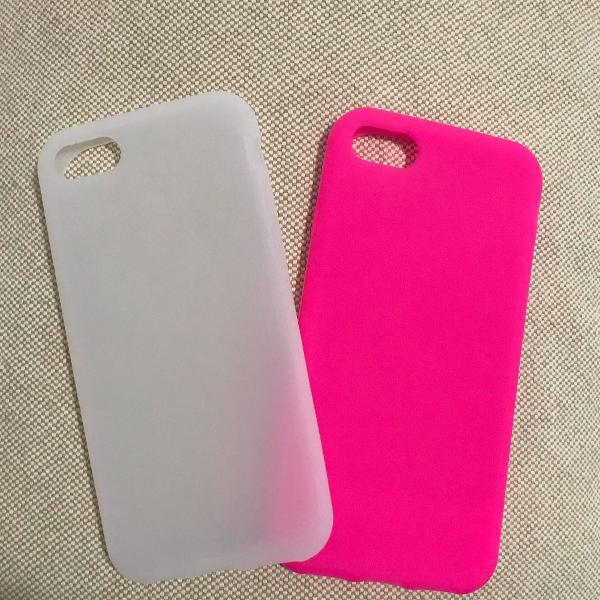 Case silicone iphone 7