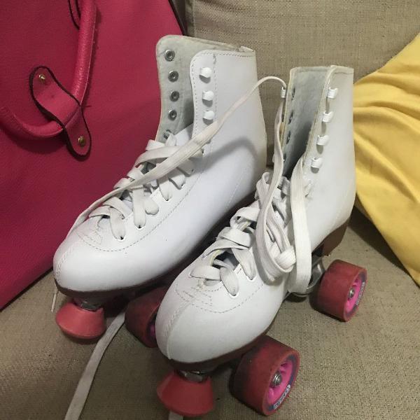 Patins roller derby rosa 36/37