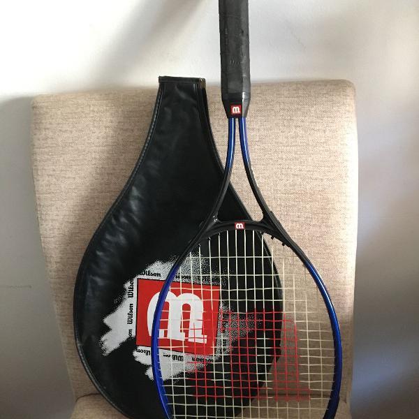 Raquete de tênis wilson cobra